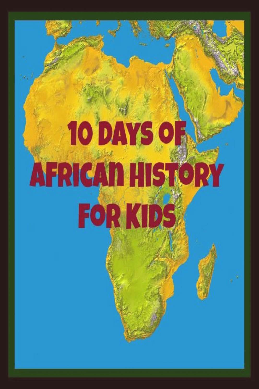 10 Days of African History @Look! Were Learning!