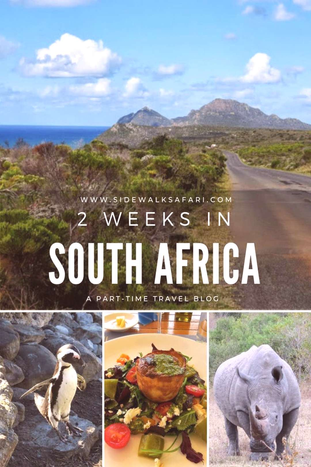 2 Weeks in South Africa Travel South Africa for two weeks. Explore this South Africa 2 week itinera
