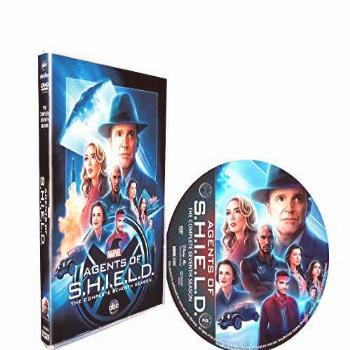 Agents of S.H.I.E.L.D: The Final Mission (Season 7) (DVD)