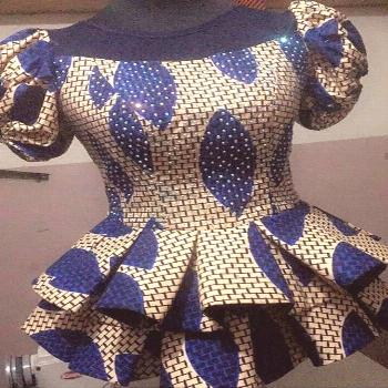 ASOEBI LACE AND ANKARA STYLES FOR LADIES