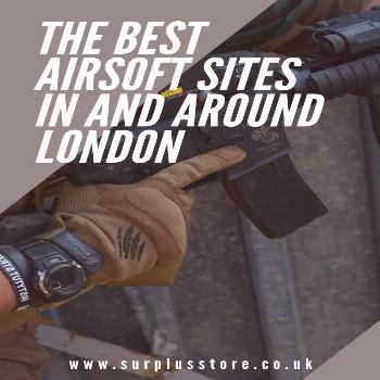Best Airsoft in the Capital!