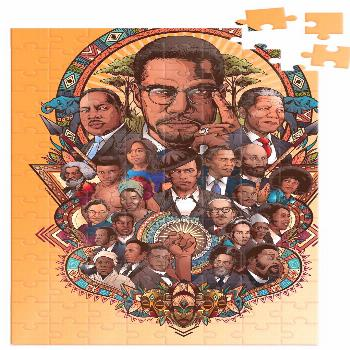 Black History is Our History Puzzle, African American Puzzle, Black History Gift, Puzzle, Dream In