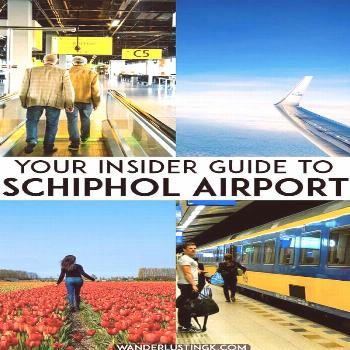 Flying through Schiphol Airport in the Netherlands? Your insider guide by a Dutch resident to Schip