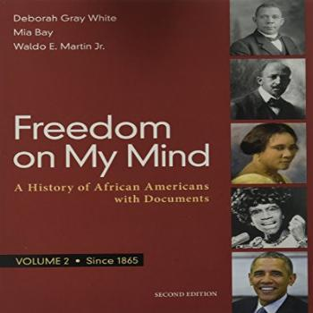 Freedom on My Mind, Volume 2: A History of African