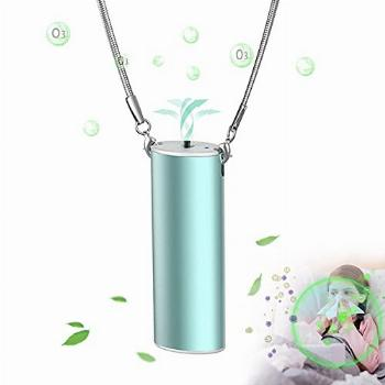 Mars Forest Personal Necklace Air Purifier, Release 8