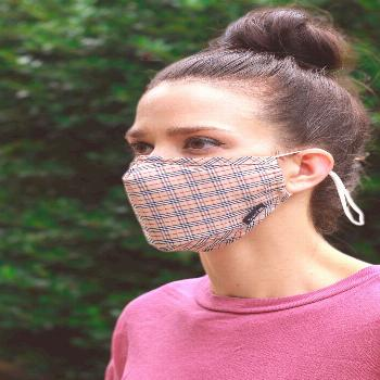 Our N95 mask offers five layers of filtration and are washable / reusable.