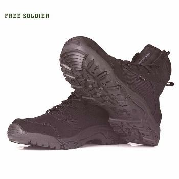 Outdoor Sports Camping Hiking Tactical Men Hiking Climbing Boots Breathable Lightweight Sneakers Sh