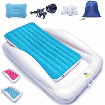 Sleepah Inflatable Toddler Travel Bed – Inflatable &
