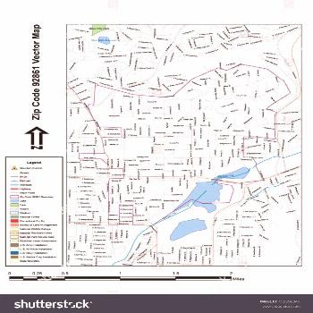 Vector map with summits, rivers, railroads, streets, lakes, parks, airports, stadiums, correctional