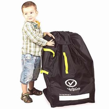 VolkGo Durable Car Seat Travel Bag with E-Book - Ideal Gate