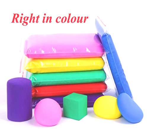 36 Colors Magic Clay Nature Color DIY Air Dry Clay with