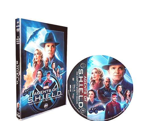 Agents of S.H.I.E.L.D The Final Mission (Season 7) (DVD)