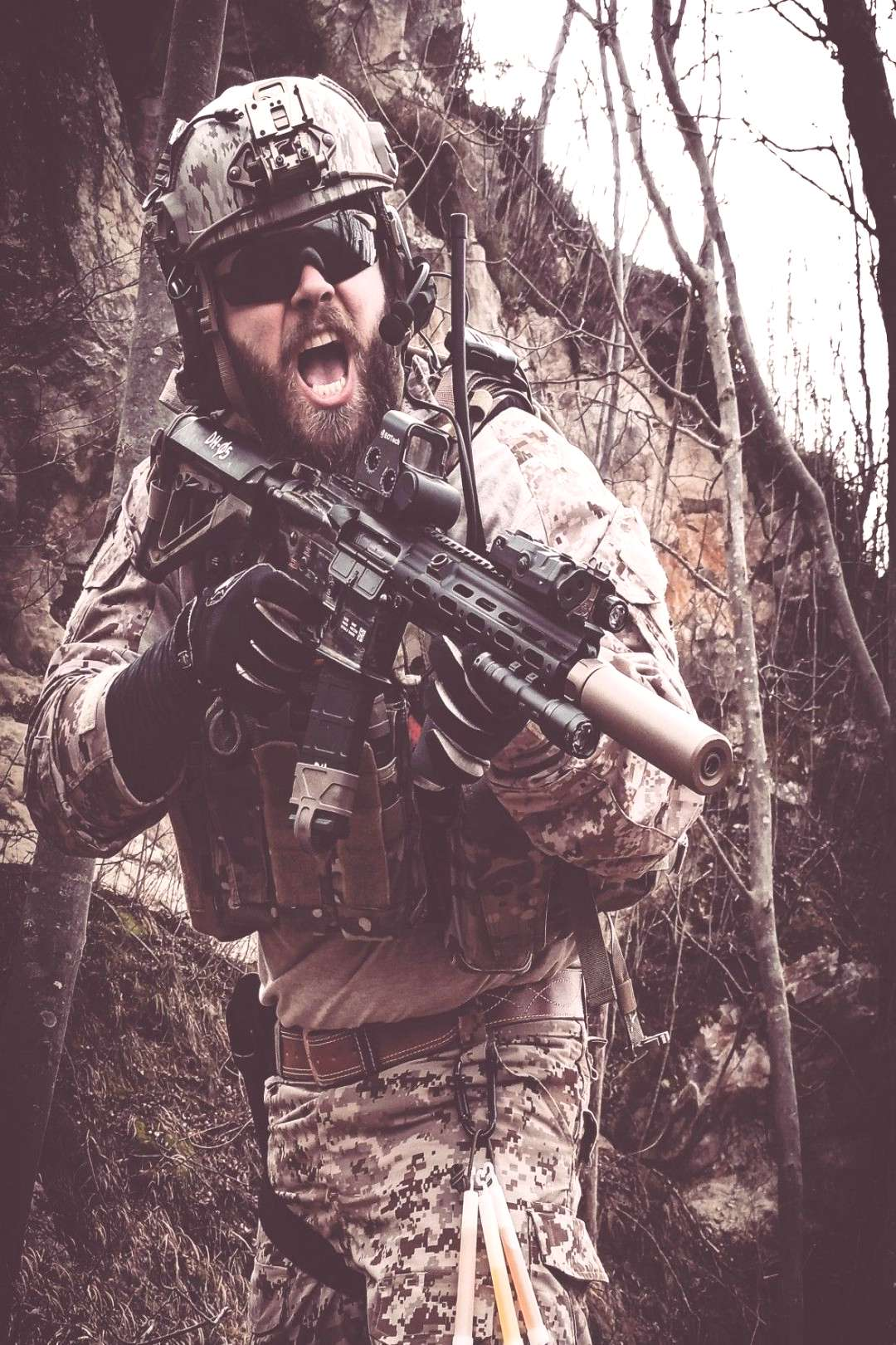 Devgru impresssion This kit inspired to @sealteamcbs seems to be really appreciated so here It Is