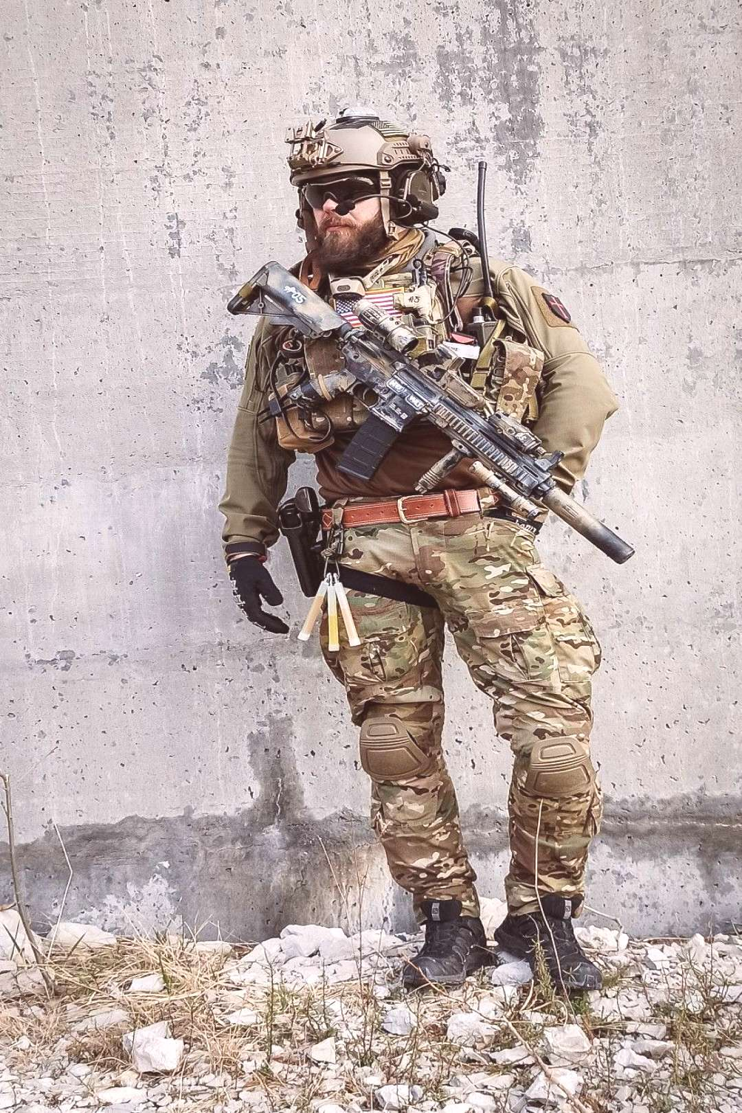 Freestyle Seal multicam kit Kinda bossing around in inspired ??? which kit should i run f