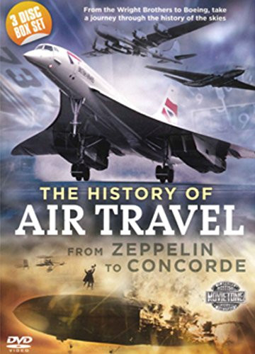 History of Air Travel - From Zeppelin to Concorde [Region 2]