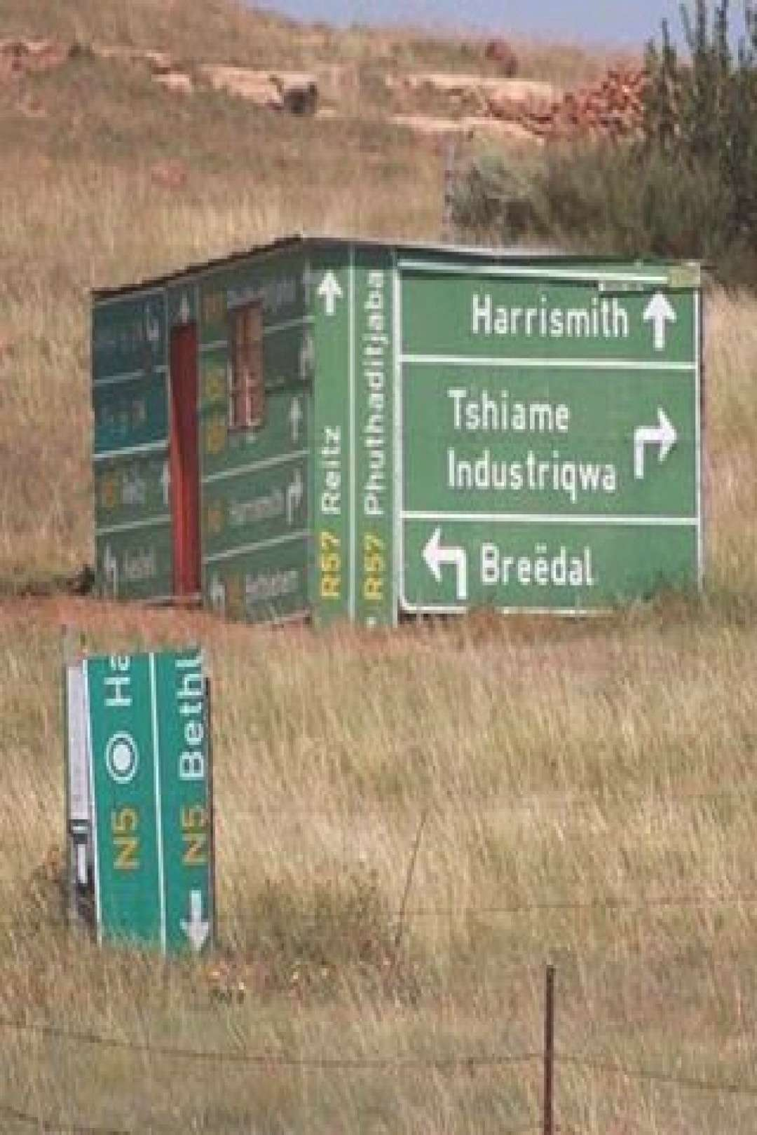 That guy is lost? Only in South Africa - Enjoy the Shit South Africans Say!