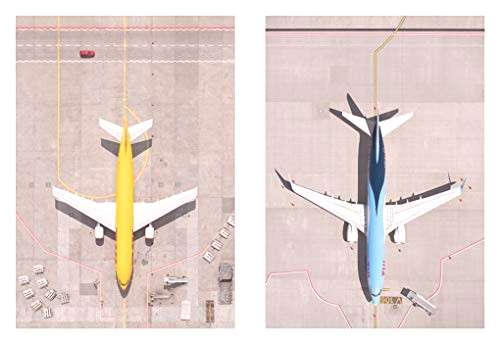 Tom Hegen Aerial Observations on Airports