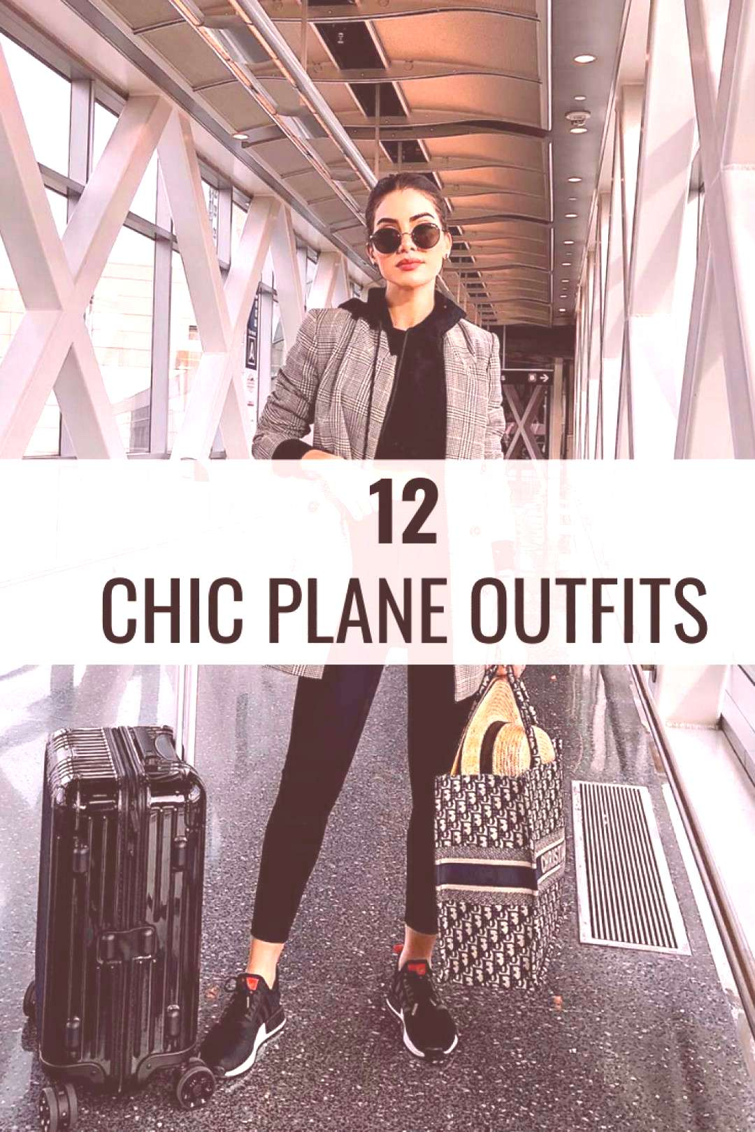 Travel outfits for airplanes and airports...