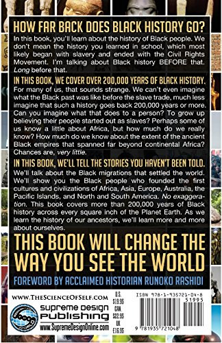 When The World Was Black The Untold History of the Worlds